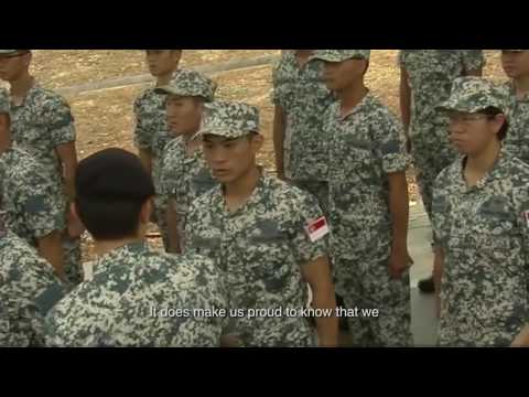 Republic of Singapore Navy – The Navy Song (Official)