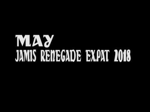 Riding on Jamis Renegade Expat 2018 (May)