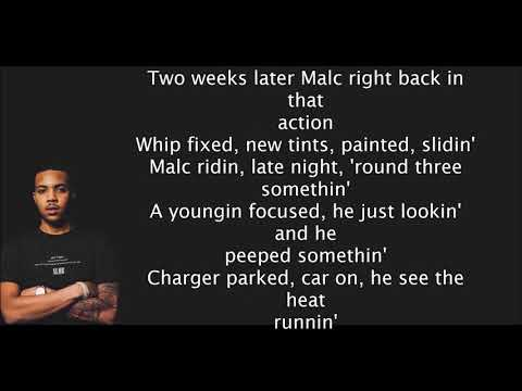 GHerbo x Malcolm [Lyrics]