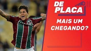 FLAMENGO espera PEDRO e MICHAEL; FERNANDINHO maior brasileiro da INGLATERRA? |  De Placa (09/01/20)