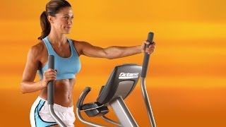Q35 elliptical machine from Octane Fitness