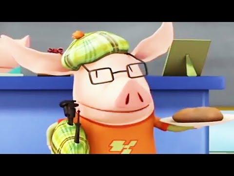 Olivia the Pig | Olivia Goes International | Olivia Full Episodes