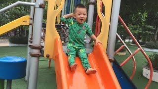 Outdoor Playground for kids Family Fun