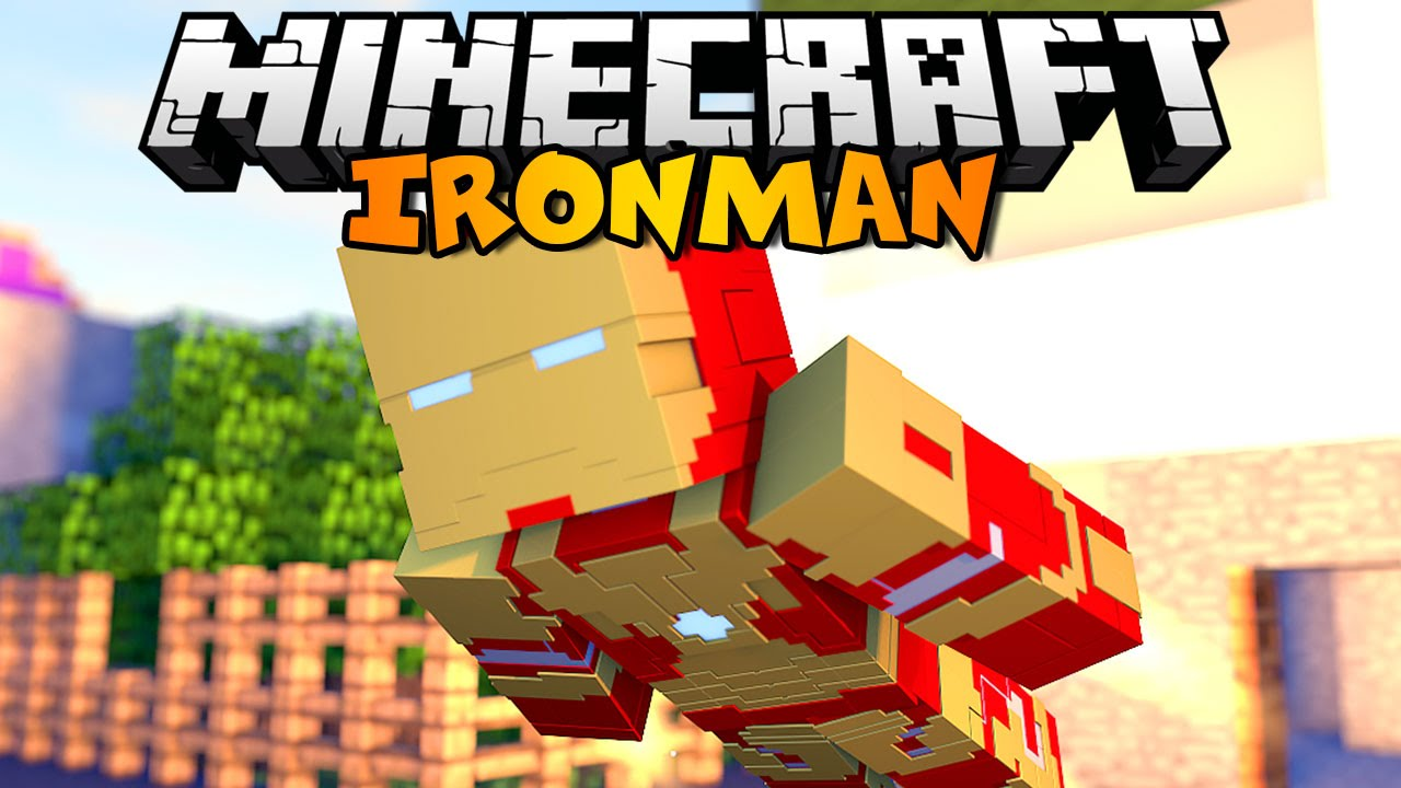Minecraft Spielen Deutsch Skins Para Minecraft Pe Iron Man Bild - Besten skins fur minecraft