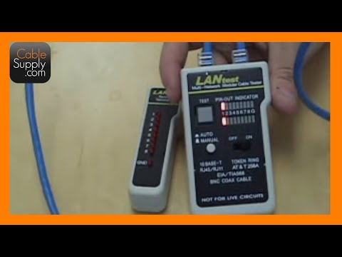 Cable Tester Product Review