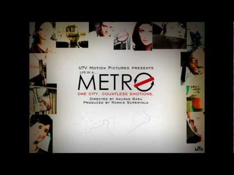 Life In A Metro Soundtrack - In Dino Revisited (Composed by Bunty Rajput)