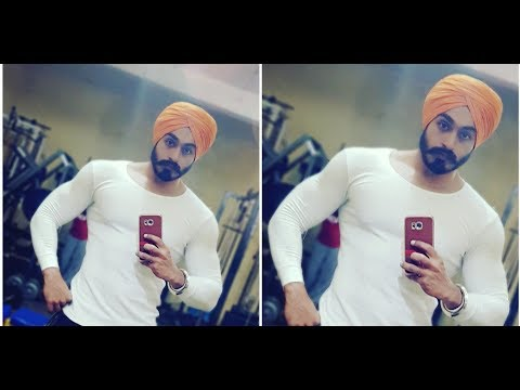 Easiest Way To Tie Pagg Type Parna