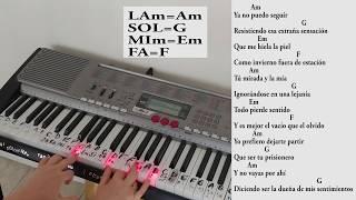 Cover images Como Tocar PIANO en UNA SEMANA? tutorial aprende de una vez por todas :D