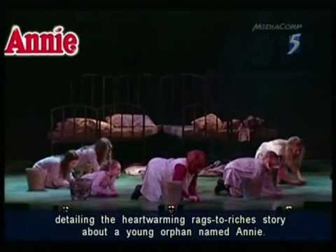Auditions for the Musical Annie
