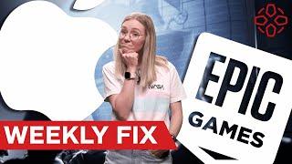 Eldurvult az Epic és az Apple háborúja - IGN Hungary Weekly Fix (2020/34. hét)