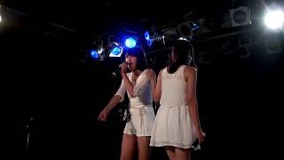"""2017.08.11 ☆渋谷TSUTAYA O-Crest こけぴよ """" りなメロ """" によるHKT48カバー."""