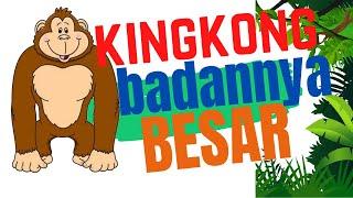 Download KingKong Badannya Besar (Lirik) - Lagu Anak Rohani Kristen