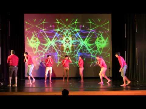 BKCC ONAM 2013 Boys Dance