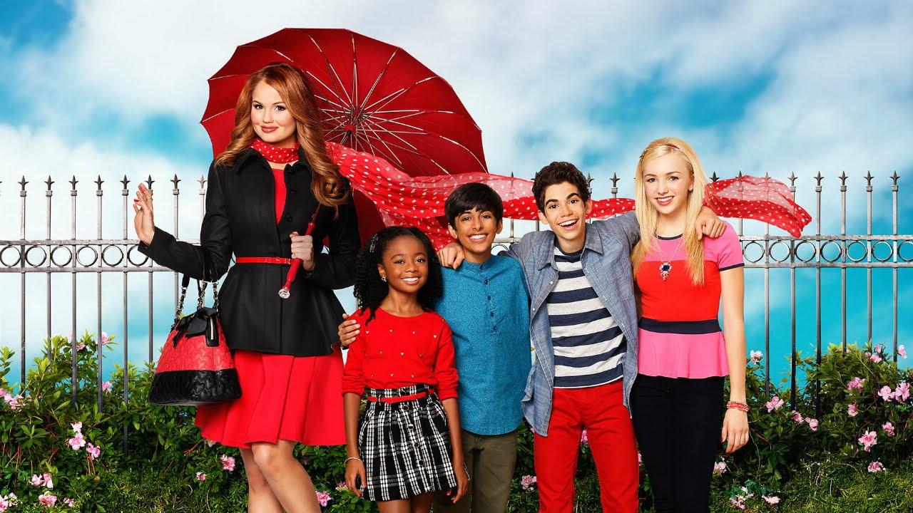 The Jessie Cast