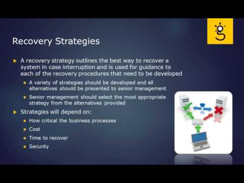 21. Disaster Recovery Planning DRP