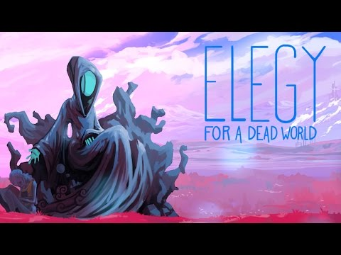 Elegy for a Dead World -- A Game About Writing
