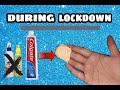 How to make toothpaste slime without glue and activator!! To make during lockdown!!