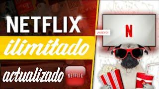 app similar a Netflix totalmente ilimitado[actualizado]100℅real
