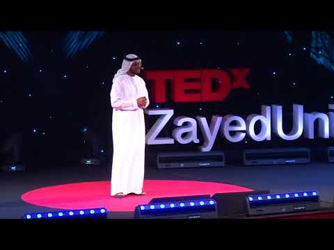 TEDx Talks: How Volunteering Changed My Life | Salem Khaled Bin Beshr | TEDxZayedUniversity