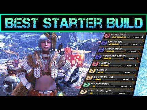 Farm this Gear ASAP When Starting ICEBORNE! | Monster Hunter World Iceborne