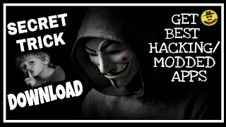 😱Trick to Get Secret M0dded Apps for Free! TricksWala