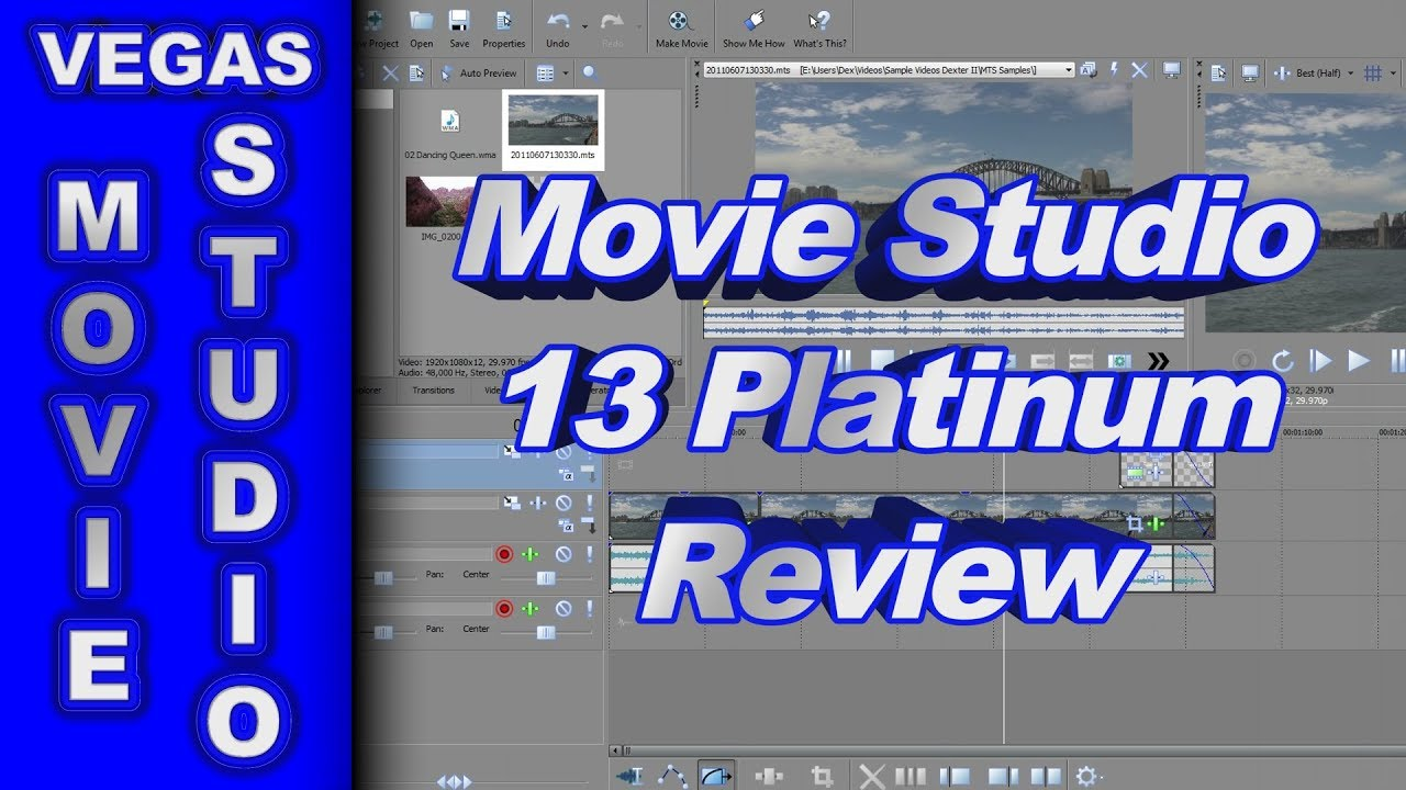 Buy Movie Studio Platinum 13 With Bitcoin