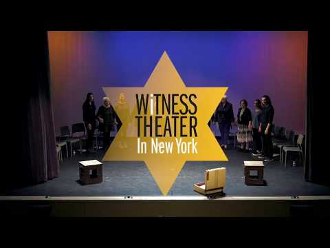 Witness Theater 2018 with The Marlene Meyerson JCC Manhattan at The Abraham Joshua Heschel School