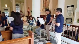 LUWALHATI SA DIYOS (Cayabyab) - Good Shepherd Filipino Choir (GSFC) & Ensemble