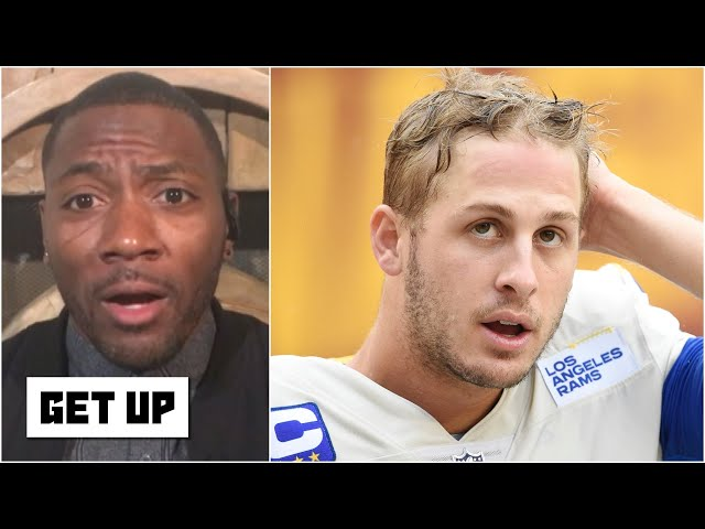 The Rams have 'had enough with Jared Goff' - Ryan Clark | Get Up
