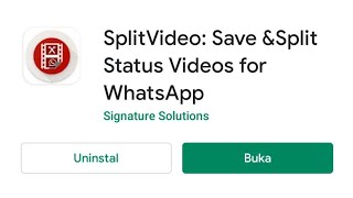 CARA BIKIN STATUS WHATSAPP FULL VIDEO - SPLITTER VIDEO WHATSAPP