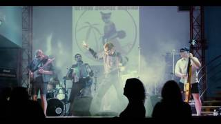 Остров добрых надежд - Брутальный джаз /Каньон/ разогрев у
