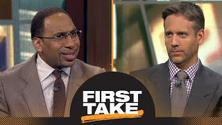 Stephen A. and Max debate if LeBron James and Lakers will have rebuilding year | First Take | ESPN