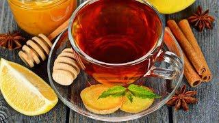 Невероятный НАПИТОК для ПОХУДЕНИЯ - волшебство имбиря, мёда и фруктов!