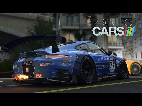 Поиграем в Project CARS