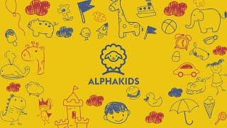 Mensagem da cruz com Girafael & BabyLiz  . Alphakids