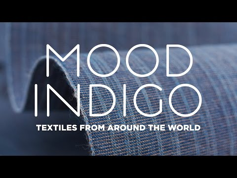 Mood Indigo: Textiles from Around the World