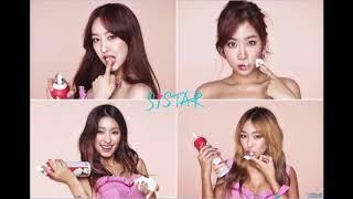 """SISTAR (씨스타) - """"타이틀곡 모음"""""""