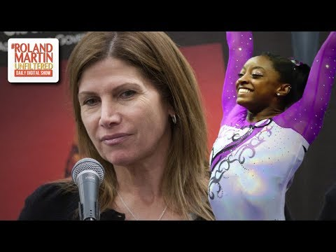 Simone Biles Blasts Mary Bono For Anti-Nike Tweet, Days Later She Resigns As Head Of USAG