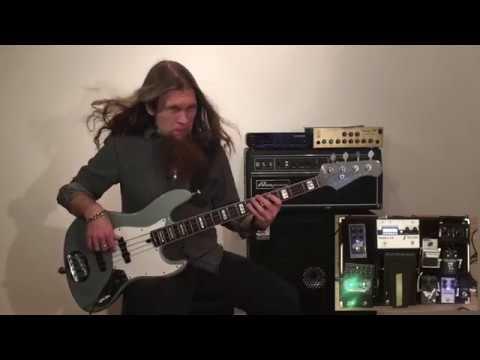 Mastodon - Sultan's Curse (Bass Cover)