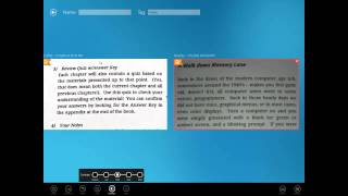 Arc Note Windows 8 app take pictures of notes or pages for easy autocorrection