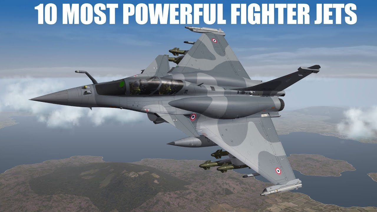 Best Fighter Jet In The World 2020 top 10 fighter jets in the world 2020   YouTube