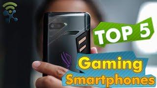 TOP 5 World Best Gaming Smartphones in 2018