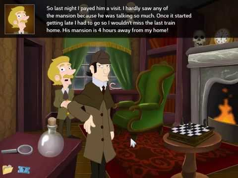 Sherlock Holmes 2 - Walkthrough poster