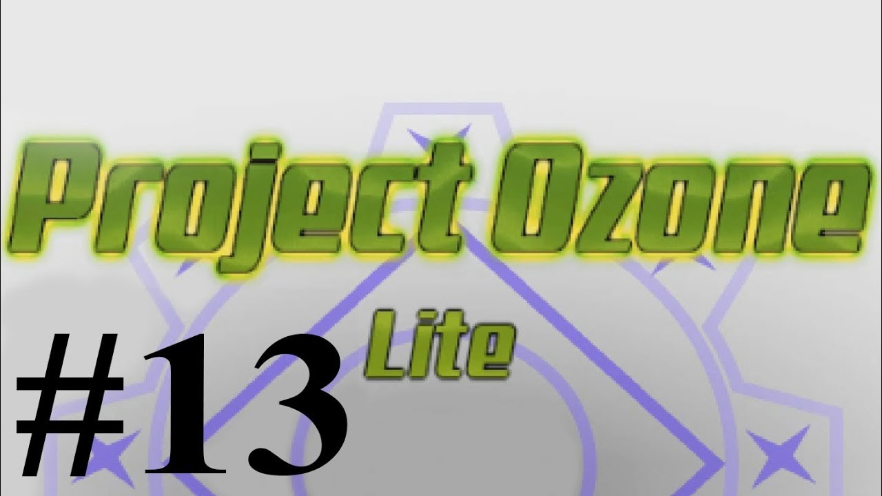 Minecraft Project Ozone Lite #13 | Veinminer Is So Awesome