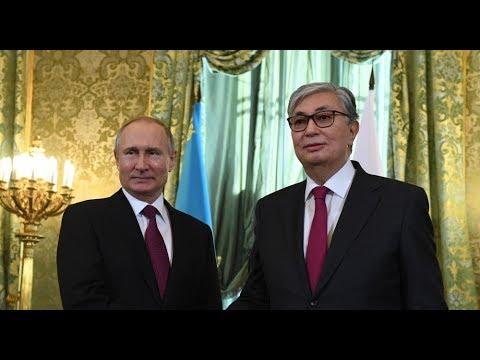 Встреча Владимира Путина
