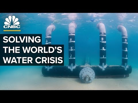 Can Sea Water Desalination Save The World?