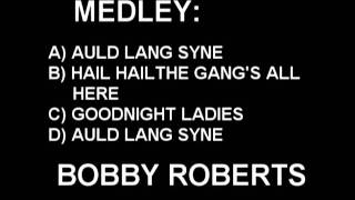 Medley 2 - Bobby Roberts