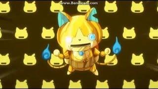 Yo Kai Watch Goldenyan Summon