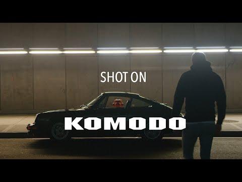 A Cinematic Porsche 911 Film // RED KOMODO