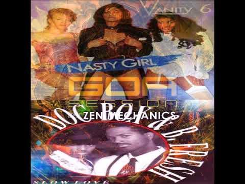 Nasty Girl Slow Love - Vanity 6 Doc Box & B Fresh (Sausee Psy Trance Mashup)